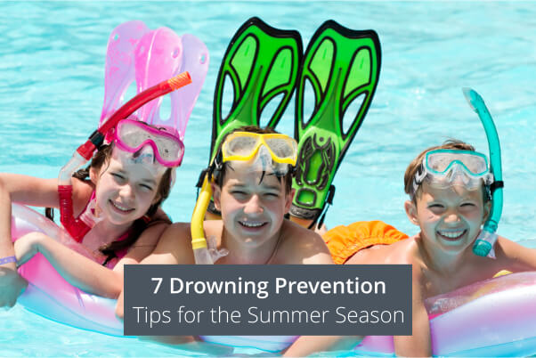 7 Drowning Prevention Tips for the Summer Season