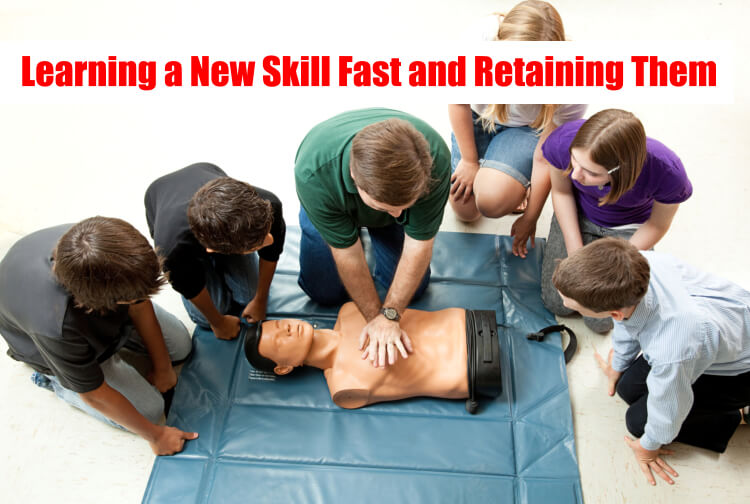 Learning a New Skill Fast and Retaining Them