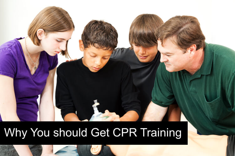Why You should Get CPR Training